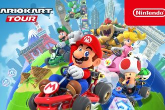 Super Horn es otro ítem que estará disponible en Mario Kart Tour