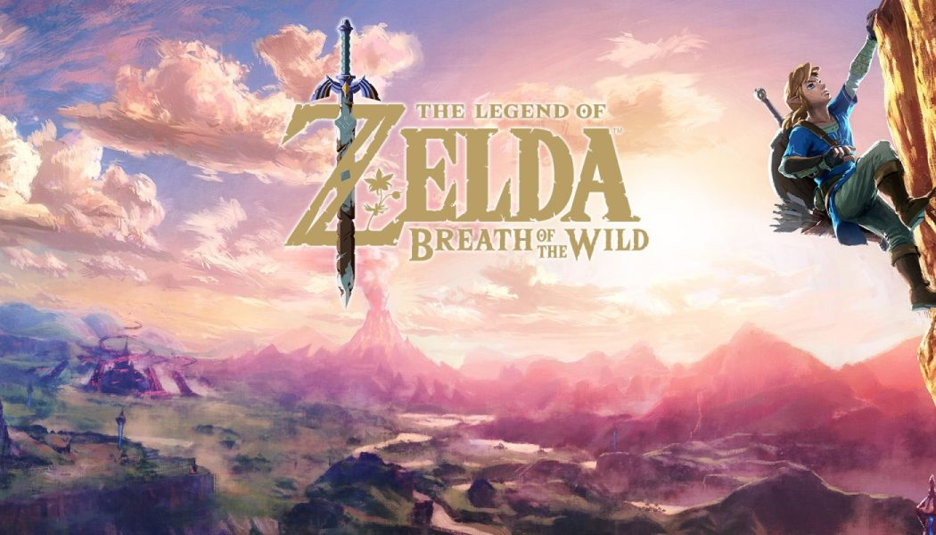 Esta técnica revoluciona la pesca en TLOZ: Breath of the Wild