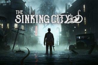 Mira los primeros 40 min. De The Sinking City