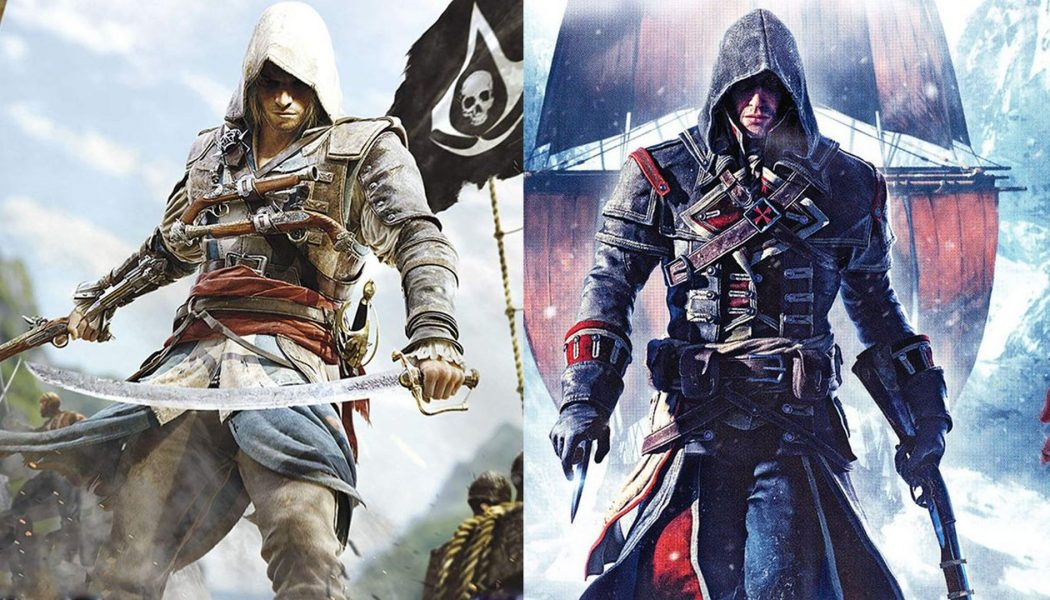 Assassin's Creed The Rebel Collection en Switch