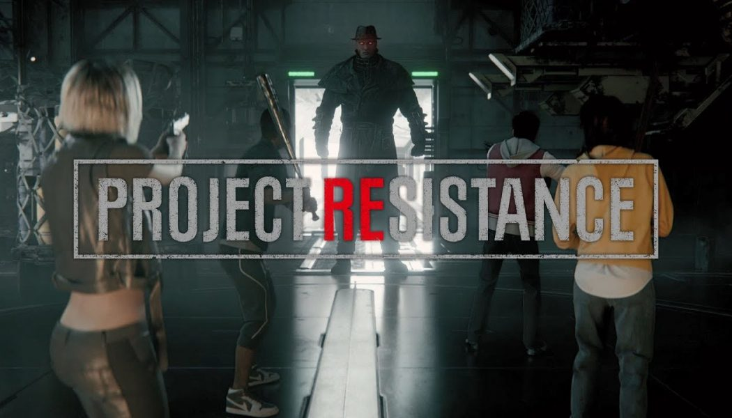 Project Resistance Un Resident Cooperativo