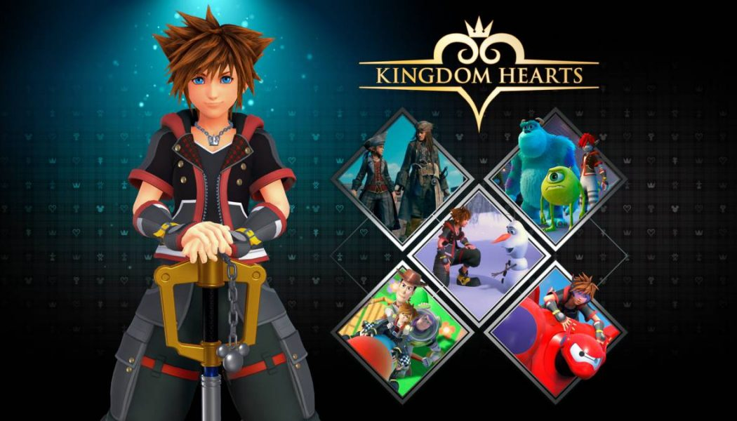 Un vistazo a Re Mind el DLC de Kingdom Hearts III