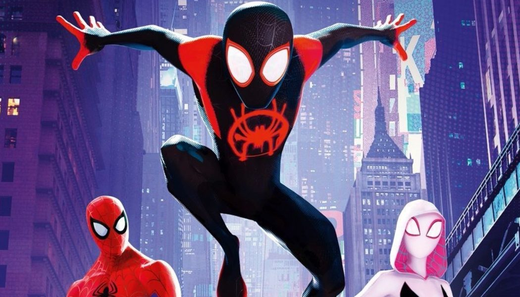 Podría haber una secuela de Spider-Man: Into The Spider-Verse