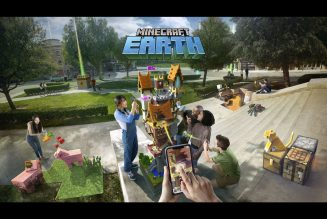 «Minecraft Earth» ya se encuentra disponible en México
