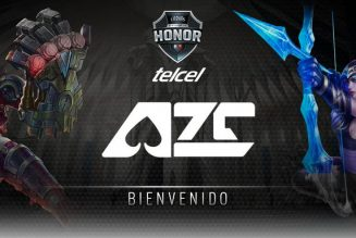 Team AZE será parte de la fase de división de honor de League of Legends