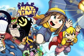 Se anuncia un nuevo DLC para «A Hat in Time» en Nintendo Switch