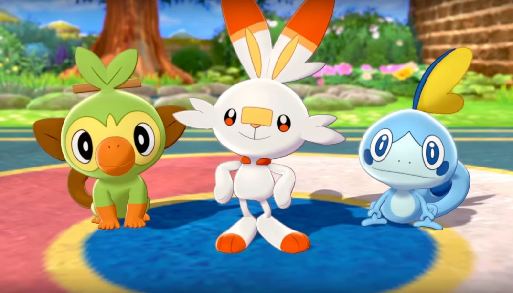 Conoce la duración que tendrá Pokemon Sword and Shield