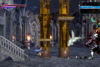 Llegó una nueva actualización a Bloodstained: Ritual of the Night