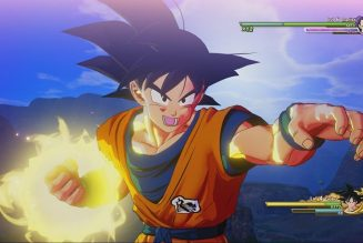 Lanzaron un tráiler introductorio de Dragon Ball Z: Kakarot
