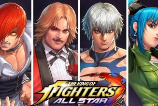 Ya hay fecha de estreno de The King of Fighters All Star