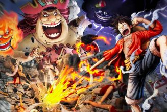 One Piece: Pirate Warriors 4 llegará a principios del 2020