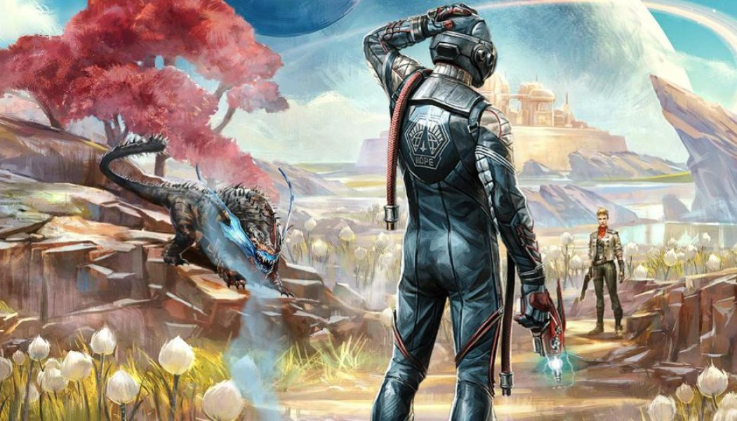 The Outer Worlds llegará pronto a Nintendo Switch
