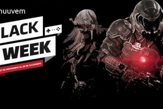 Black Week en Nuuvem