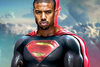 Warner quiere a Michael B. Jordan como Superman