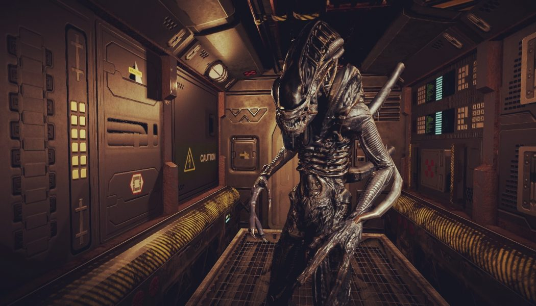 Ve el tráiler del juego «Alien Hope for the future»