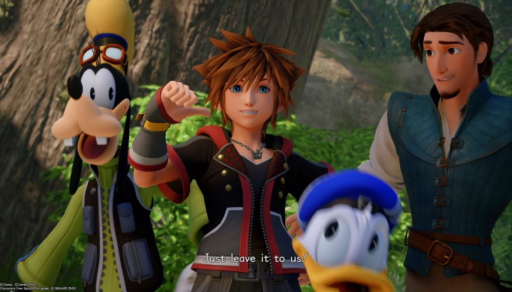 Te contamos los detalles del DLC de Kingdom Hearts III Re:Mind