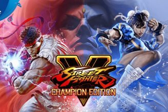 Ya está disponible Street Fighter V: Champion Edition