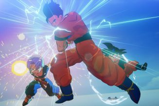 VIDEO | Nuevo avance de Dragon Ball Z: Kakarot