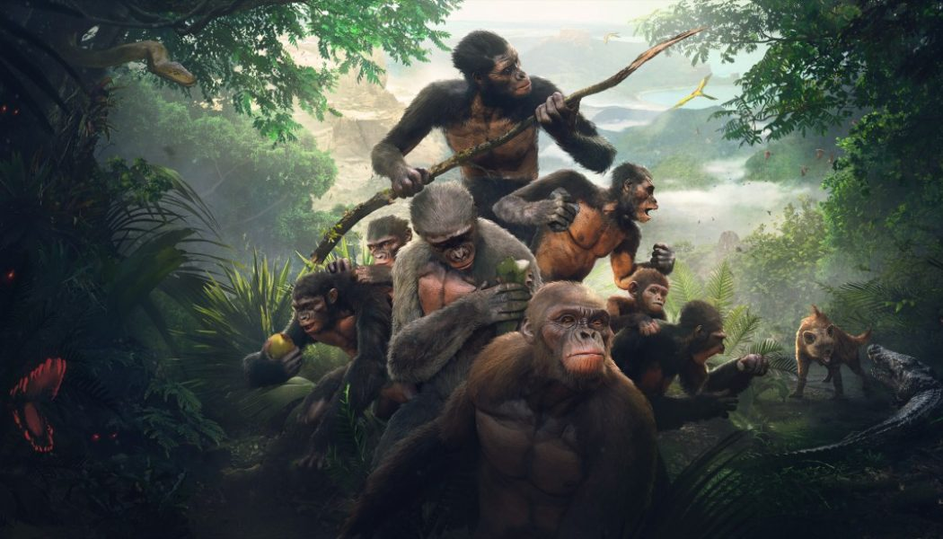 ¡Ancestors: The Humankind Odyssey ya está disponible!