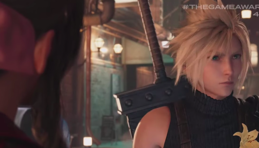 Nuevo tráiler de Final Fantasy VII Remake presentado en The Game Awards