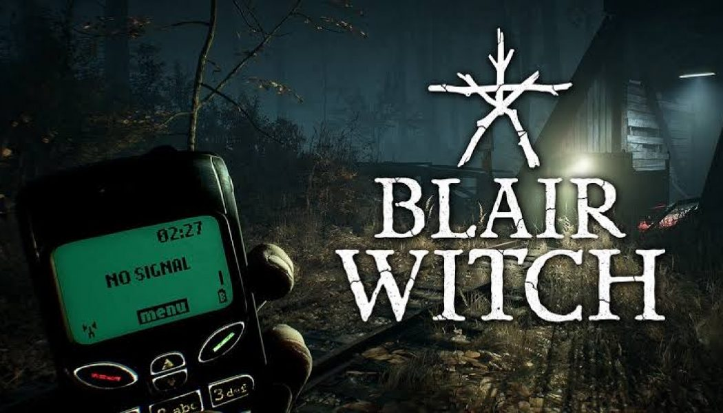 Blair Witch hace su debut en la PlayStation Store
