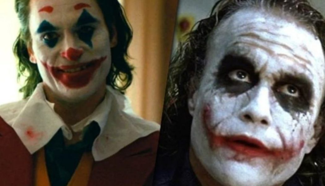 Encontraron un nuevo easter egg de Heath Ledger en «Joker»