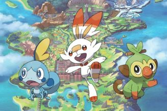 En enero se estrenará el anime de Pokémon Sword and Shield