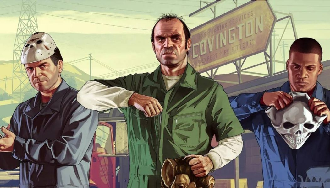 ¡Finalmente Grand Theft Auto V llegó a Xbox Game Pass!