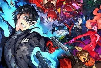 Un demo de Persona 5: The Phantom Strikers llegará la próxima semana