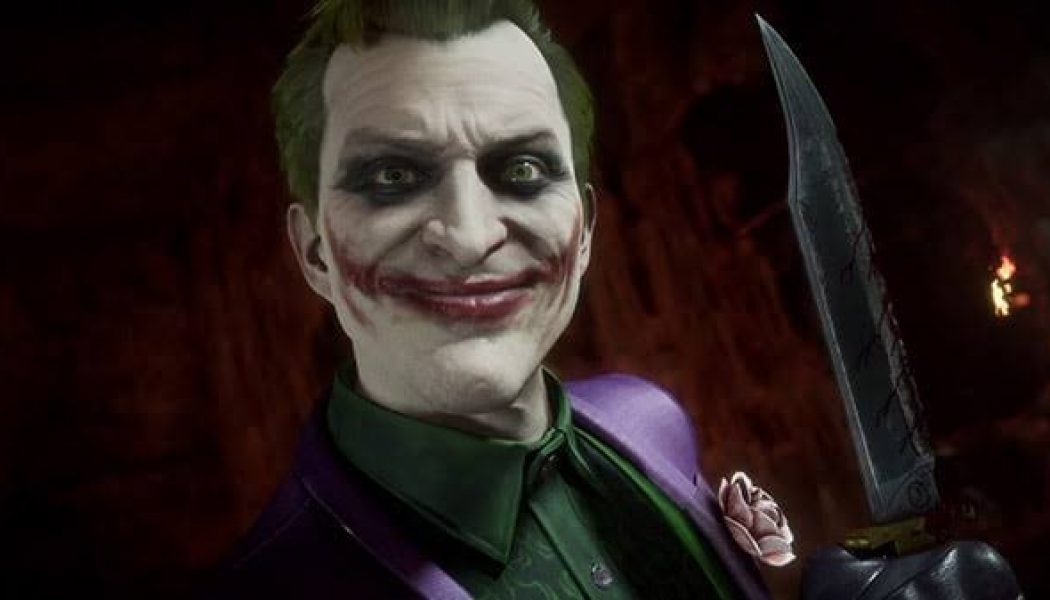 VIDEO | Ve el primer gameplay de Joker en Mortal Kombat 11