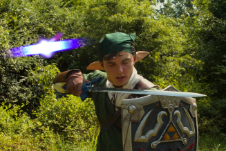 VIDEO | Ve la película que fans hicieron de «Legend of Zelda»