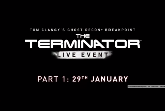 Ya está disponible el evento de Terminator en Ghost Recon: Breakpoint