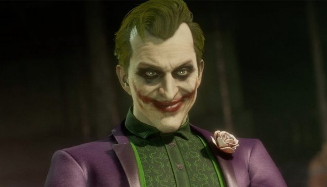 VIDEO | Ve el segundo Fatality de Joker en Mortal Kombat 11