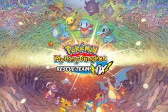 Se anunción Pokémon Mystery Dungeon: Rescue Team DX para Switch