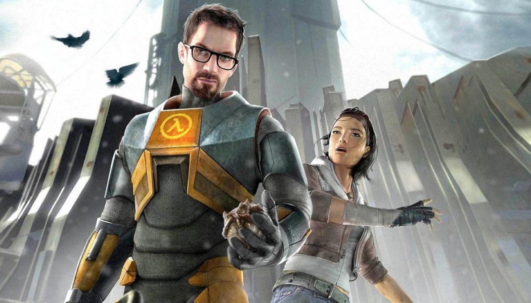Half-Life Collection está de forma gratuita en Steam