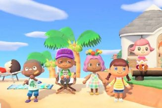 Primeros detalles del modo multiplayer de Animal Crossing: New Horizons