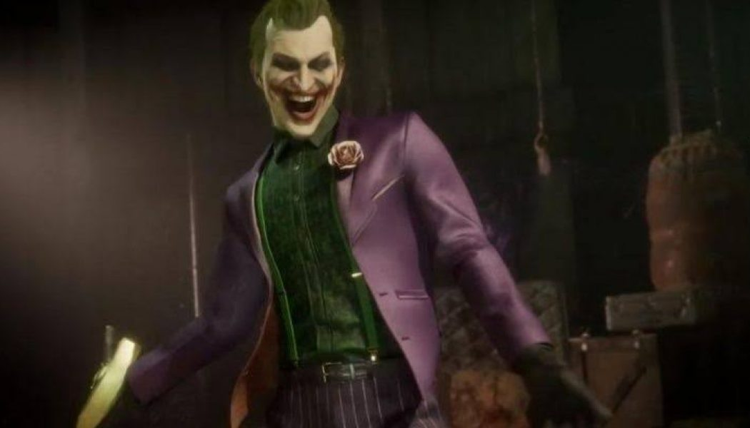 ¡Ya está disponible Joker para Mortal Kombat 11!