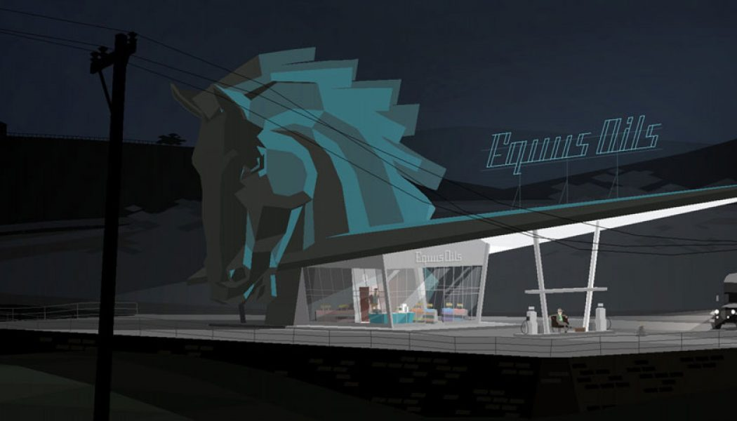 «Kentucky Route Zero: TV Edition» llegará a consolas al final de este mes