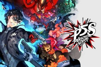 VIDEO | Tráiler de Persona 5 Scramble: The Phantom Strikers