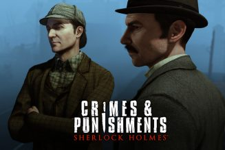 Sherlock Holmes: Crimes and Punishments está de regreso a la PS Store