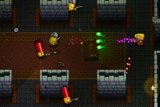 Enter the Gungeon llegó hoy a Nintendo Switch y PC