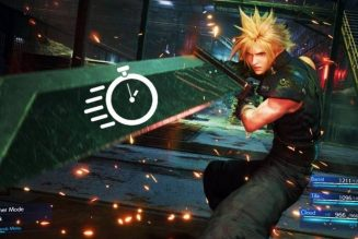 VIDEO | Mini documental de Final Fantasy VII Remake