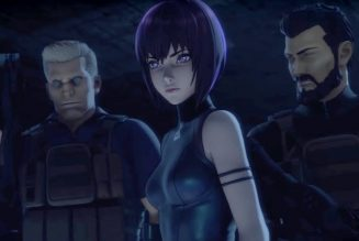 VIDEO | Nuevo tráiler de Ghost in the Shell: SAC_2045