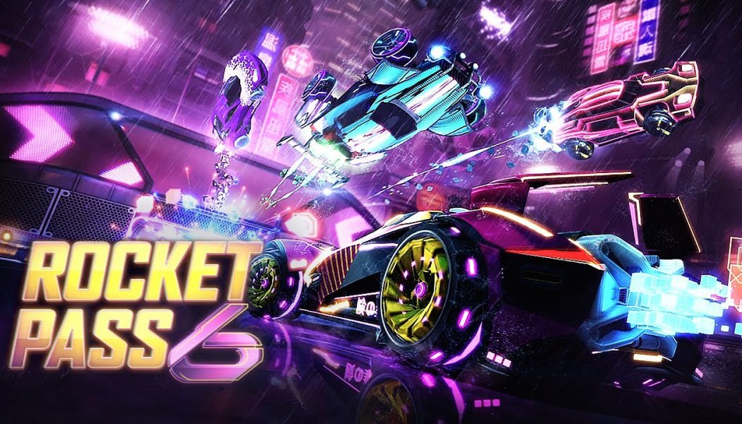 Nuevo pase de batalla en Rocket League genera récords