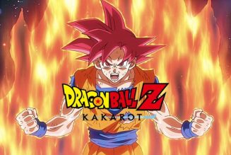 Goku y Vegeta Super Saiyajin God llegarán a Dragon Ball Z: Kakarot