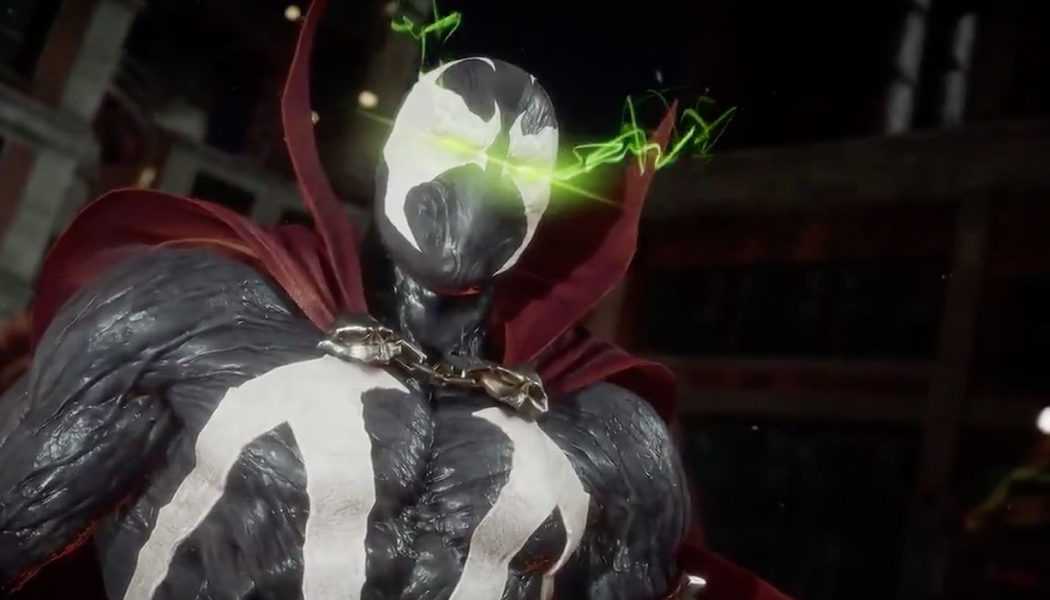 VIDEO | Gameplay de Spawn en Mortal Kombat 11