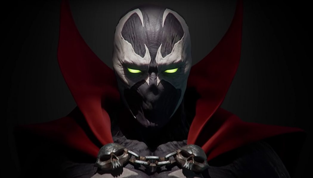 VIDEO | Teaser tráiler de Spawn en Mortal Kombat 11