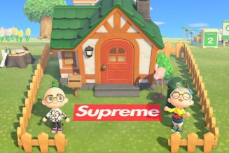 El Streetwear llegó a Animal Crossing: New Horizons