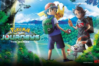 OFICIAL | Pokémon Journeys llegará a Netflix en junio