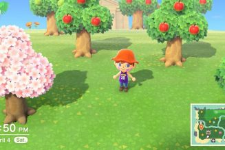 Nueva actualización de Animal Crossing: New Horizons